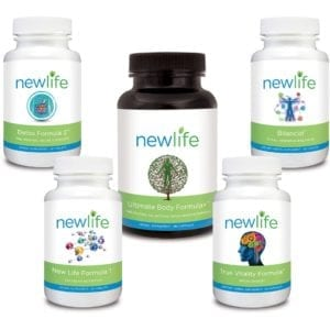 Ultimate Body Formula Supplements